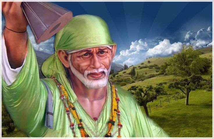 Om Sai Namo Namah - The Divine Sai Baba Mantra is a very peaceful Sai Baba chant and chant along in the glory of Sai Baba.