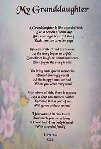 A-PERSONALISED-POEM-FOR-A-GRANDDAUGHTER-8-3-x-11-7-034-LAMINATED-GIFT