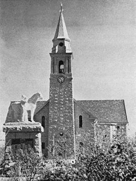 Dutch Reformed church, Bothaville - Wikipedia