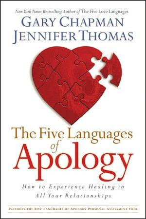 Five Languages of Apology: How to Experience Healing in All Your Relationships (interested in reading)