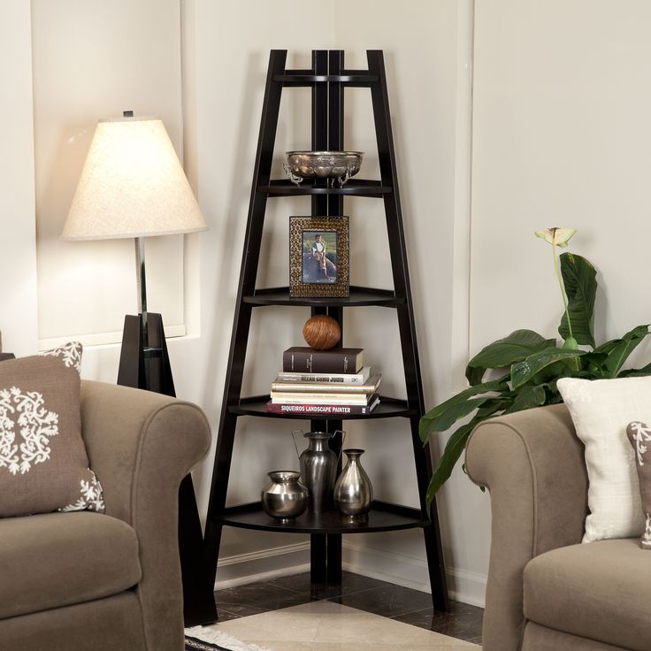 The 25+ Best Corner Ladder Shelf Ideas On Pinterest | Ladder Display, Black  Upstairs Furniture And Plant Ladder Part 45