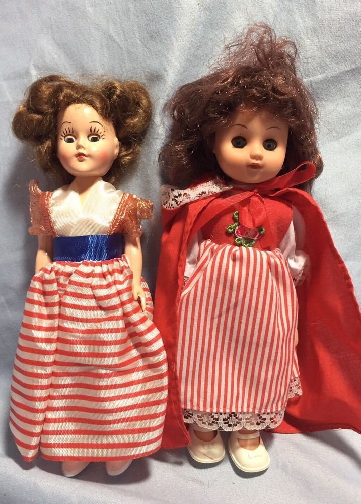 Colgate-Palmolive Fab Princess Doll 1952  and  Sleepy Eye Doll
