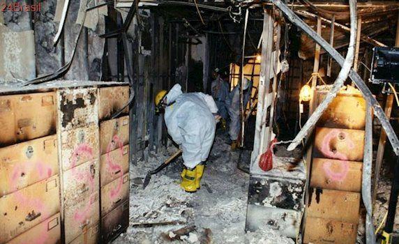 FBI revela novas fotografias do 11 de Setembro