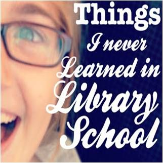 What They Didn't Teach Me in Library School: How to Find My Balance — @TLT16 Teen Librarian Toolbox