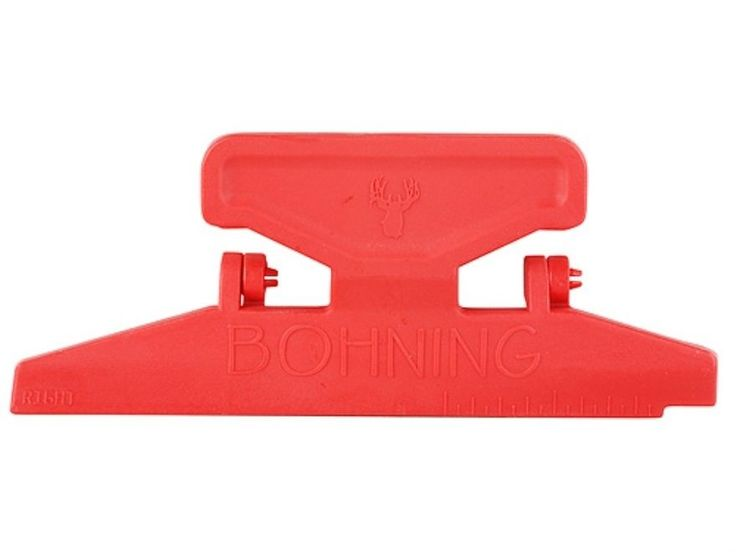 Bohning Pro Class Fletching Jig Right Clamp for fletching arrows archery hunting