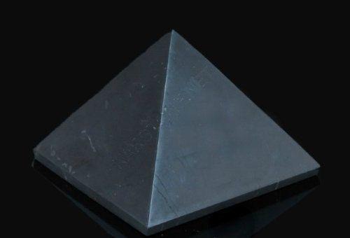 Pyramid Shungite by ShungiteofKarelia on Etsy