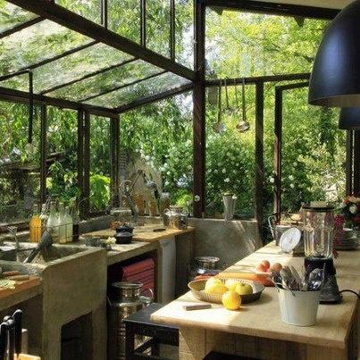 My green house and work space  Soooooo goooooooddd baby