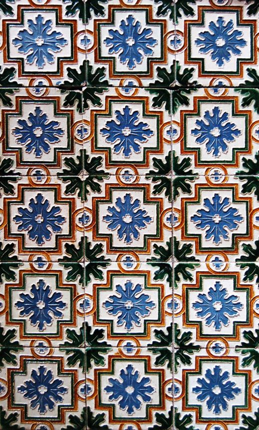 tiles,Cragside House, Northumberland, england. photography by dave graham