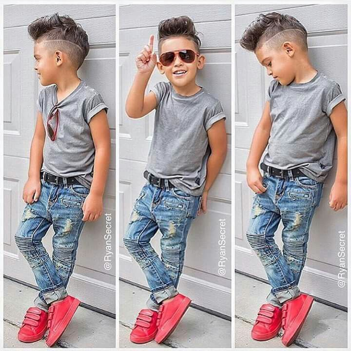 Kid Haircuts With Outfit: Best 25+ Trendy Boys Haircuts Ideas On Pinterest