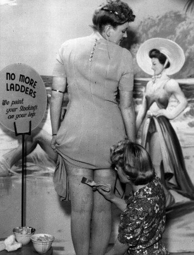 Интересно - Почему появилась мода на бритые женские ноги