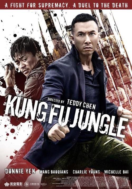 Studio TC • DONNIE YEN - Kung Fu Jungle