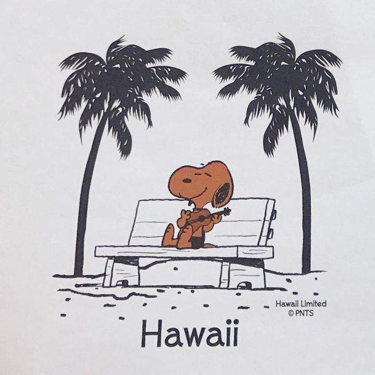ハワイなスヌーピー