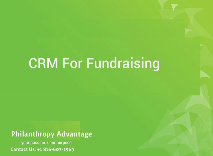 Get online portal software for your nonprofit Organization. Philanthropy Advantage provides the best nonprofit business consulting in Kansas City, USA. We are specialized in providing nonprofit CRM, portal creation software and Nonprofit Microsoft Dynamics 365. Simply call us +1 (816) 607-1569 and get the best CRM for nonprofits in Kansas city