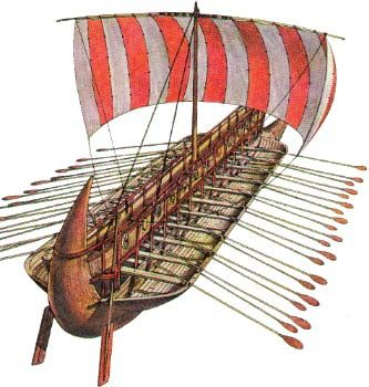 Barco fenicio                                                                                                                                                                                 Más