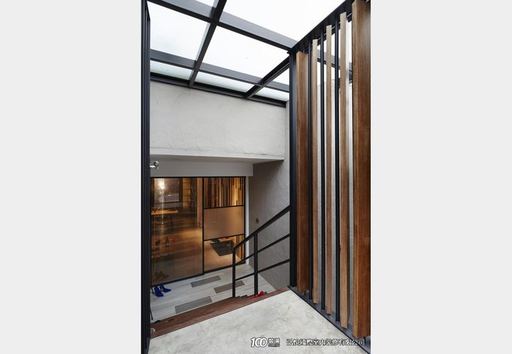 中和景新街_H公館_工業風設計個案—100裝潢網