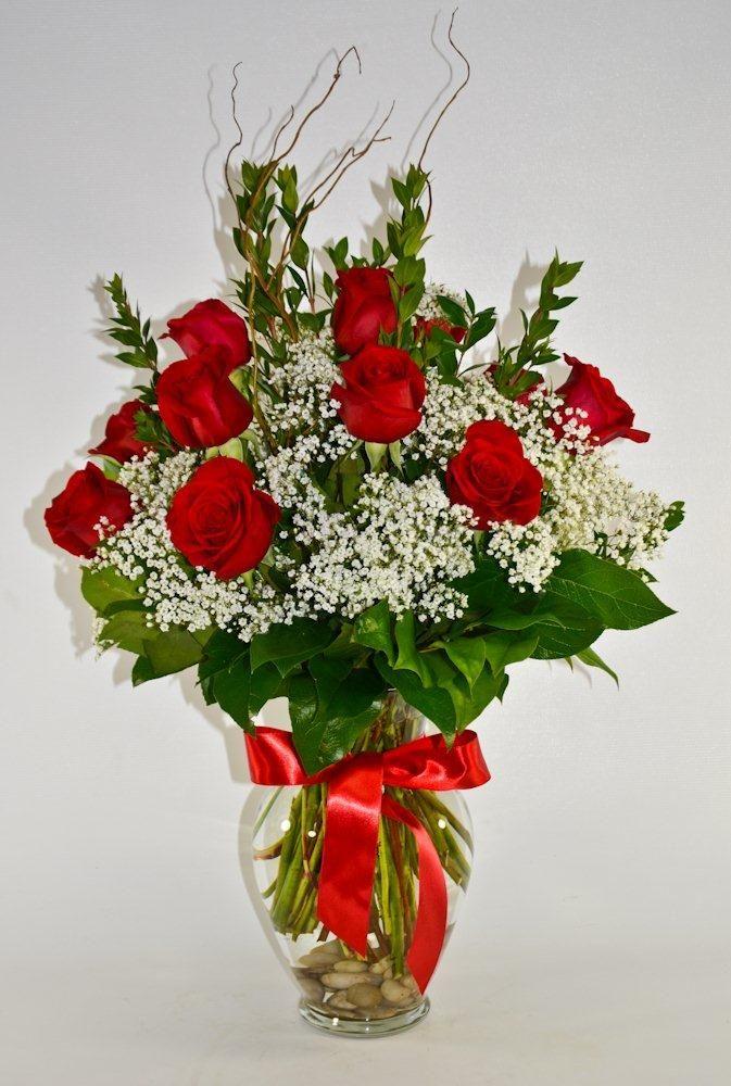 Huge Valentine's Day Flower Arrangements | Home > Floral Arrangements > Valentines Day Floral Arrangements >