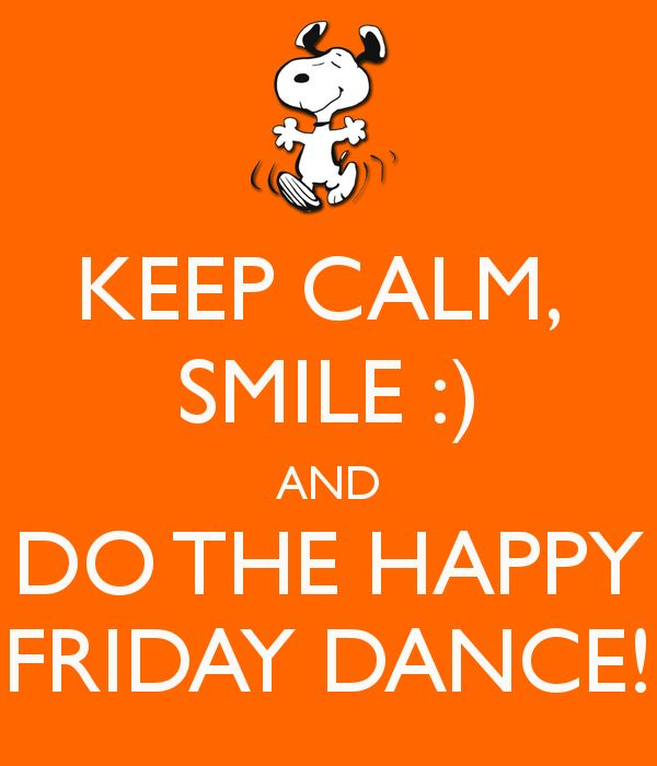 Happy Friday... :)