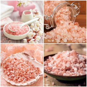 Il sale rosa dell'himalya è il più puro al mondo. Perchè non è tratto e quindi resta allo stato naturale. è un rimedio davvero molto efficace contro l'emicrania, ed agisce anche velocem…