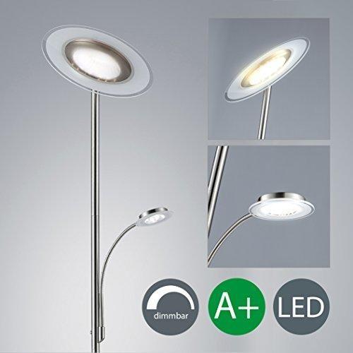 Oferta: 69.95€ Dto: -46%. Comprar Ofertas de Pie/lámpara de pie/salón/techo foco de LED Foco de LED pie/Stand/lámpara de pie LED Lámpara de pie/LED/lámpara/luz blanca cál barato. ¡Mira las ofertas!