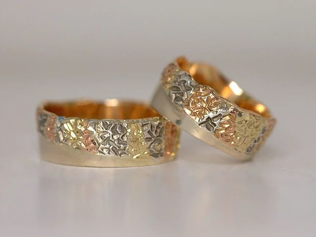 Ateljedryewelery Wedding Rings