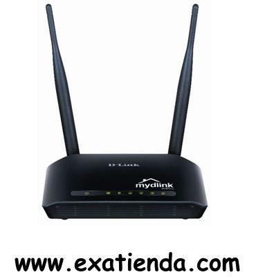 Ya disponible Router Dlink dir 605l wireless    (por sólo 42.89 € IVA incluído):        -D-Link DIR-605L Cloud Router - enrutador inalámbrico - 802.11b/g/n - sobremesa -Tipo de dispositivo: Enrutador inalámbrico - conmutador de 4 puertos (integrado) -Tipo incluido: Sobremesa -Protocolo de interconexión de datos: Ethernet, Fast Ethernet, IEEE 802.11b, IEEE 802.11g, IEEE 802.11n -Banda de frecuencia: 2.4 GHz -Velocidad de transferencia de datos: 300 Mbps -Característica