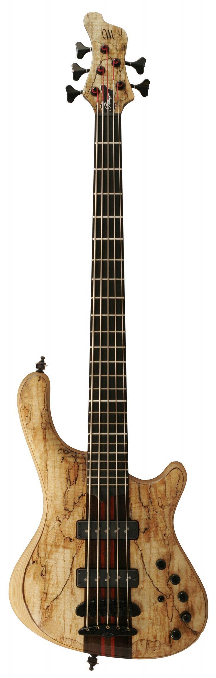 Mayones Prestige 5 Classic Bass Guitar