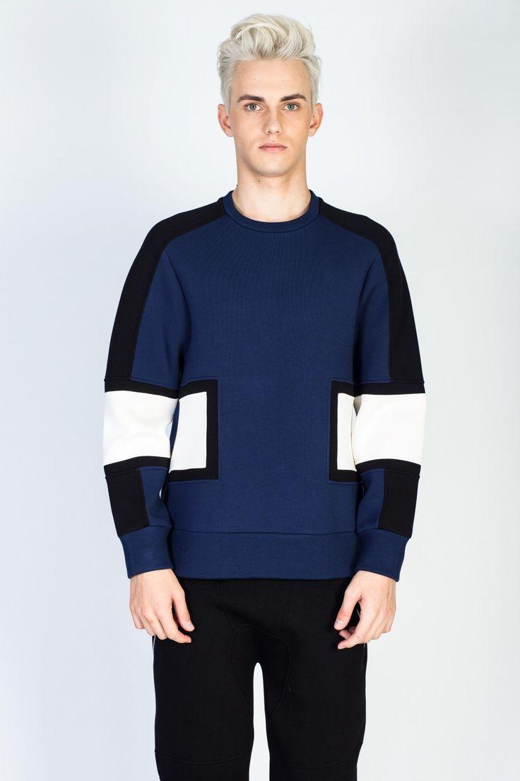 NEIL BARRETT Sweater at #hionidismankind #mensfashion