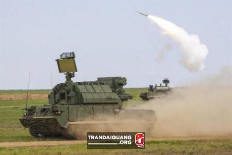 Nga thử cho Tor-M2 nhả đạn sau khi nói Việt Nam mua - Ảnh 1
