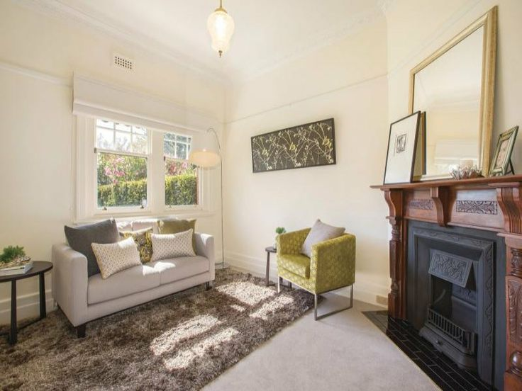 Shaftesbury Ave, Malvern #formal #sittingroom #studynook