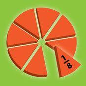 sär. F- 9 Djungelbråk - Få en förståelse för bråktal För att introducera eller jobba med bråk har vi här en suverän app. Den är tydlig och stilren. Appen är gjord av samma tillverkare som Djungeltid som vi har det underlättar. De olika momenten man kan jobba med är: ange delen som är markerad, jämföra två bråktal, konvertera ett bråktal till ett tal i blandad form, addera bråktal och multiplicera bråk. Kopingsskola-utb