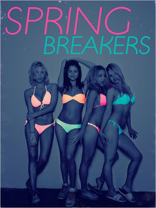 Spring Breakers, despite the trashiness this movie had a great moral