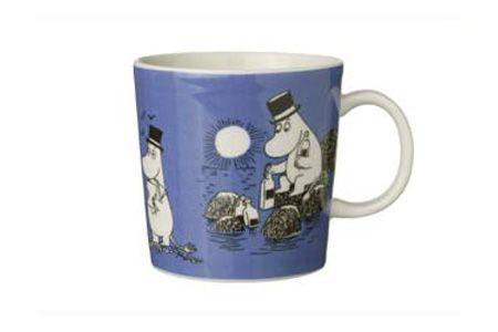 Dark Blue - Moomin Mugs