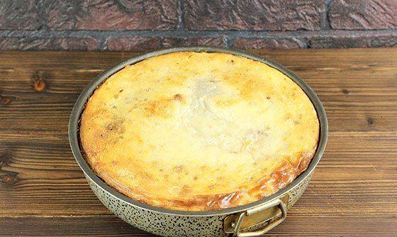 Ябълков многопластов кекс – супер лесно се прави и става много ароматен и сочен – подробна рецепта със снимки - poleznite.com