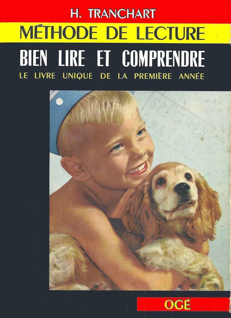 Henri Tranchart, Bien lire et comprendre CP (1961), Le livre unique de la première année