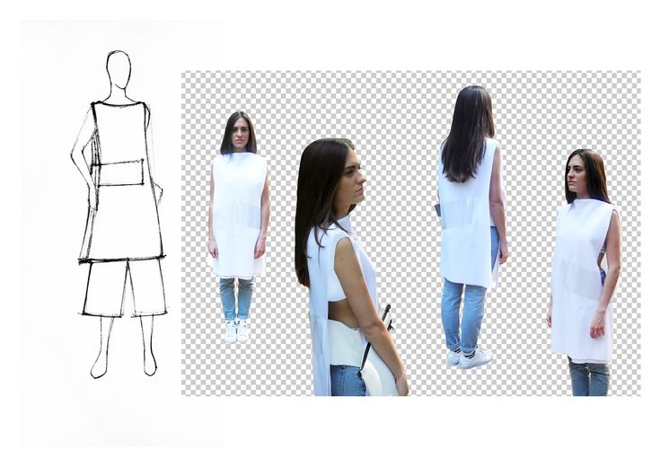 #WHITE project - Female vest look and pics #fashion #design #clothing #accessories #fabrics