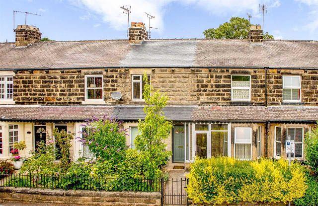 Harrogate Property News - 2 bed terraced house for sale Mayfield Terrace, Harrogate HG1