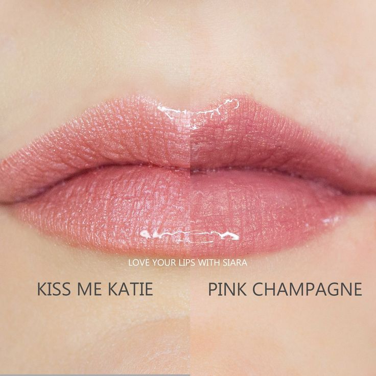 Image result for pink champagne vs kiss me katie