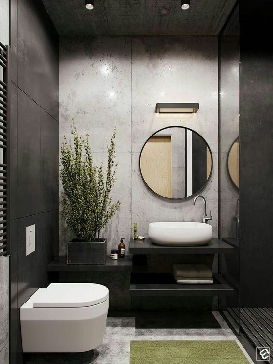 Cocoon Contemporary Bathroom Design Inspiration High End Stainless