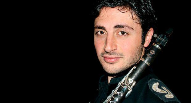Il maestro Angelo Montanaro