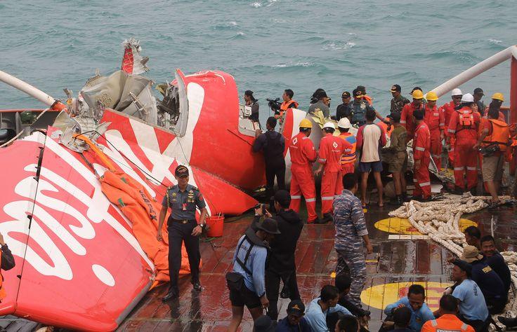 AirAsia QZ8501 - AFP Photo