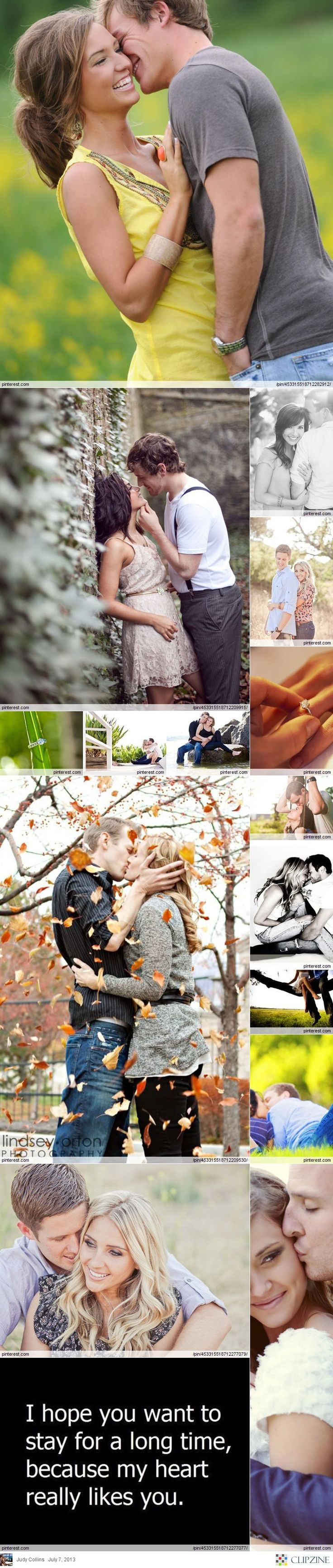 Engagement Photography Pose Ideas