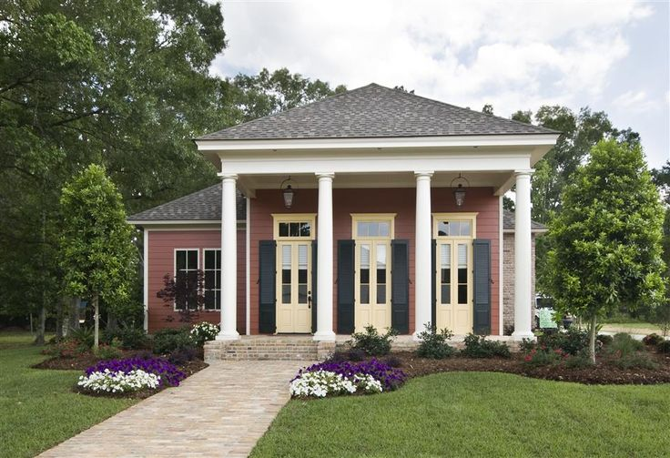 17 best images about exteriors on pinterest modern for Custom home designs baton rouge