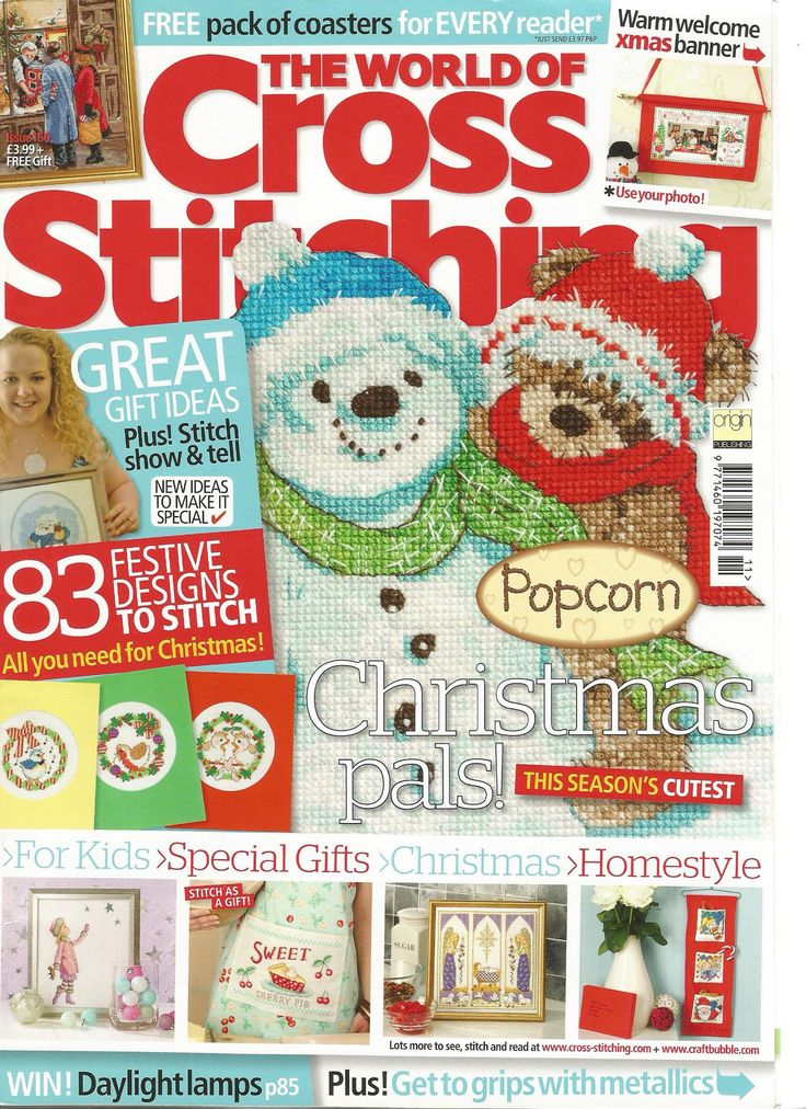 The World of Cross Stitching - issue 156