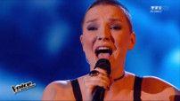 Anne Sila chante en direct « My Immortal » pour la demi-finale