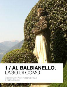Al Balbianello. Libro multimediale sulla villa gioiello del Lario. In vendita su iTunes.