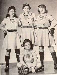 All-American Girls Baseball 1940's                                                                                                                                                      More