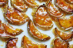 Имбирные цукаты из кабачков