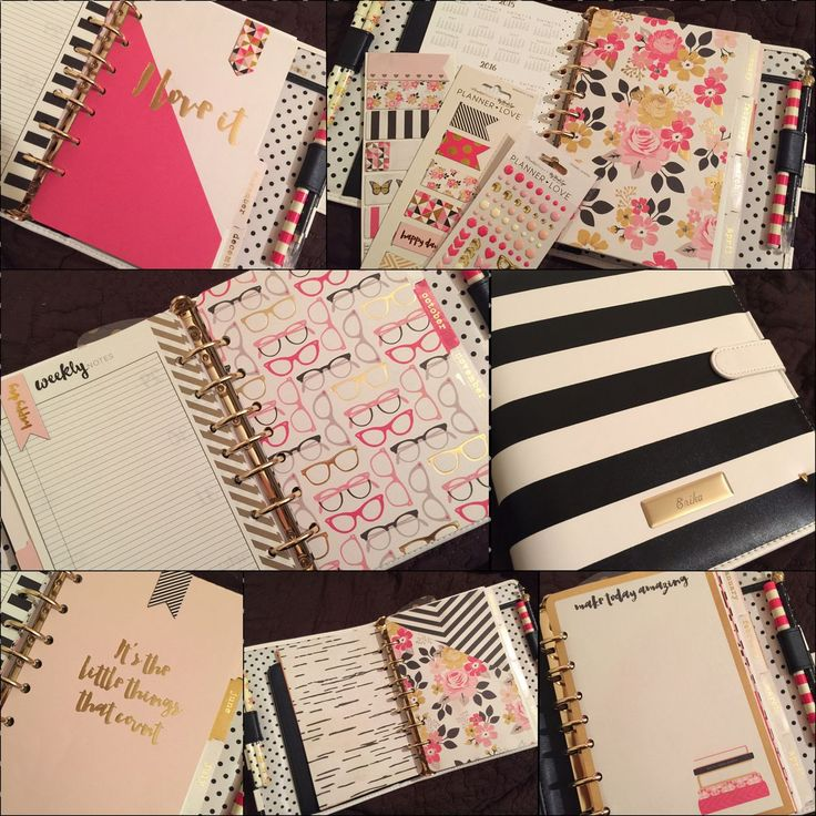 Franklin Covey Planner Love...gorgeous! Must order.
