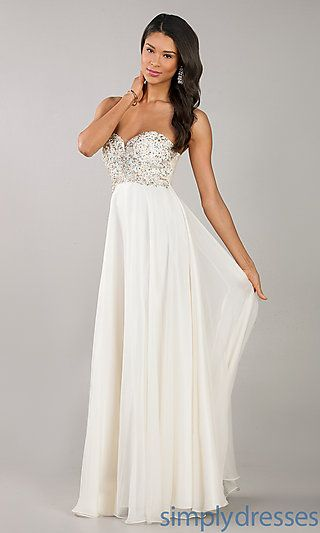 17 best images about simply wedding bridal on pinterest for Simply white wedding dresses