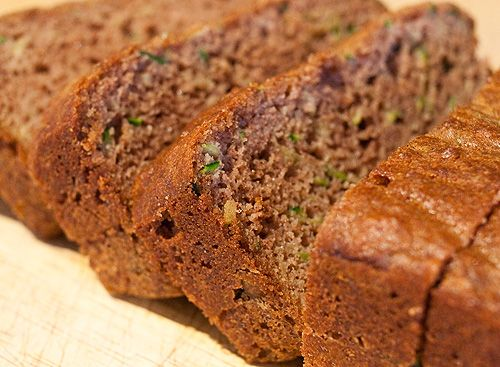 Candice's Low Carb Zucchini Loaf(or muffins)